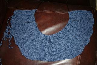Christmas knitting 004