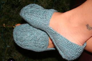 Christmas Knitting 019
