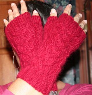Christmas Knitting 014
