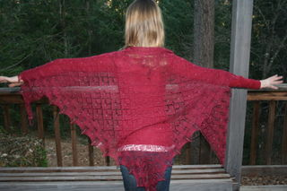 Friendship Shawl 010