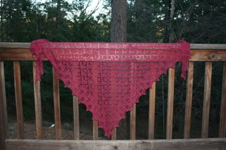 Friendship Shawl 016